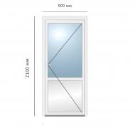 Двери 900x2100 мм, Framex