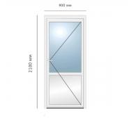 Двери 900x2100 мм