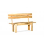 Лавка деревянная, Quadrat