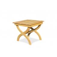 Стол маленький деревянный, Eleganz