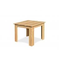 Стол маленький деревянный, Quadrat