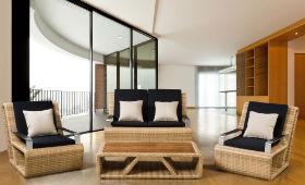 Почему так популярна плетеная мебель из ротанга?