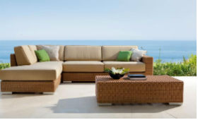 Чем хороша ротанговая мебель?