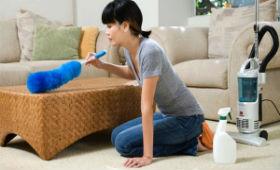 Как ухаживать за мебелью из искусственного ротанга?