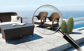 Как выбрать качественную мебель из искусственного ротанга?