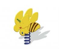 Качалка на пружинке Пчелка