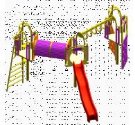 Игровой комплекс «Неугомонный»