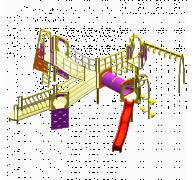Игровой комплекс «Путешественник»