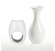 Набір ваза + аромалампа