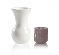 Набор ваза + подсвечник