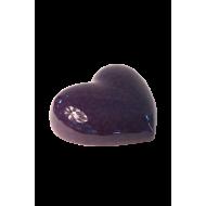 Декор сердце, Пурпурное сердце