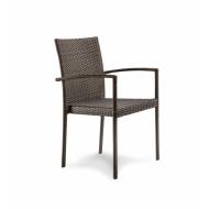 Плетеное кресло из ротанга, Akra