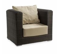 Крісло з ротанга