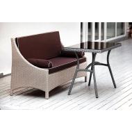 Коллекция мебели из ротанга, Glem