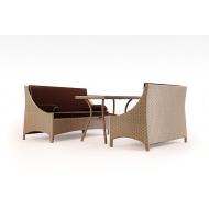Ротанговый комплект мебели, Glem
