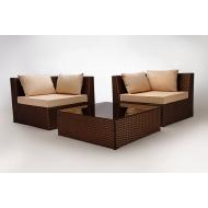 Коллекция мебели в лаунж зону, Oasis