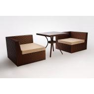 Комплект мебели в лаунж зону, Oasis