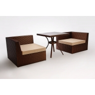 Комплект меблів в лаунж зону, Oasis