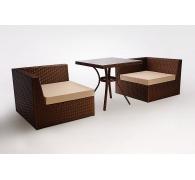 Комплект мебели в лаунж зону