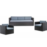 Плетеный комплект мебели, Wens