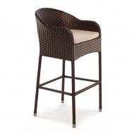 Барное кресло из ротанга, Bar