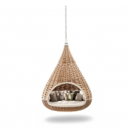 Подвесной лаунж-диван инжир, Tin