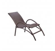 Кресло из ротанга пляжное