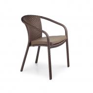 Плетеный стул из ротанга, Bluz