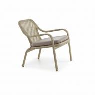 Кресло из ротанга, Lazy