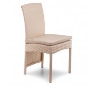 Ротанговый стул высокий