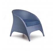 Кресло плетеное из ротанга