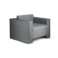 Кресло плетеное из ротанга, Grand