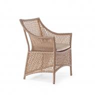 Кресло из ротанга искусственного, Greys