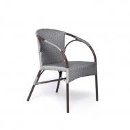 Плетеный стул из ротанга, Neapol