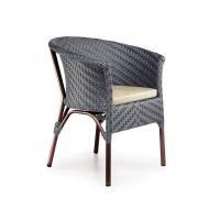 Плетеное кресло из ротанга, Neapol