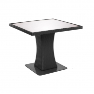 Плетеный стол из ротанга, Neapol