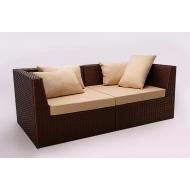 Модульный двухместній диван, Lagoon