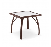 Плетений стіл з ротангу, 800мм