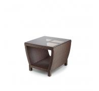 Журнальний стол з ротангу