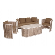 Комплект мебели из ротанга, Tin