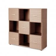 Плетеный шкаф из ротанга, Lego