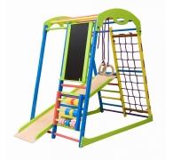 Детский спортивный комплекс «SportWood Plus»