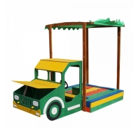 Песочница грузовик