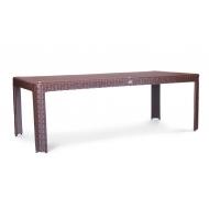 Стол обеденный из ротанга, Ampir