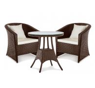Комплект мебели: столик и 2 кресла