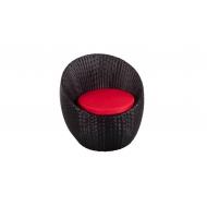 Кресло из ротанга Пандора мини, Pandora