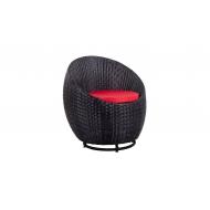 Кресло из ротанга (вращающееся) 360 º ⇔ , Pandora