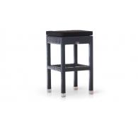 Барный стул из ротанга
