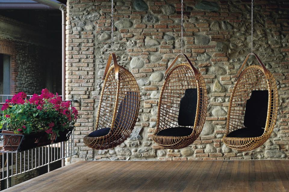 Подвесные кресло-качели